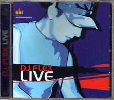 Compilation - DJ Flex Live - CD - 2003 - House