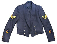 British RAF No 9a Royal Air Force Dress Uniform Jacket Musican Ceremonial Womans