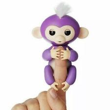 Monkey Finger toy Kids Gift Fingerlings Animal Fun Birthday Christmas Boy Girl