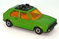 LESNEY MATCHBOX NO. 7 VW GOLF MK. I  - bh