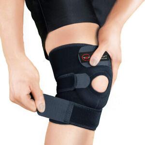 Be Smart Knee Brace Open Patella Support Adjustable Elastic  Kneecap Protector