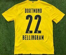 Dortmund BVB Trikot Gr. M Bellingham - Adesso 2020/21 20/21 Shirt NEU 2021 rar
