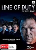 Line Of Duty - Season 5 : NEW DVD