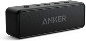 Anker Soundcore 2 Outdoor Bluetooth Speaker Wireless Stereo Bass Sound 24h Play