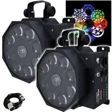 Attrezzature professionali gobo per luci ed effetti LED