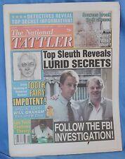 Red Dragon National Tattler Newspaper TV Prop Hannibal Lecter