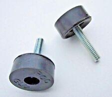 """1962-1978 MOPAR  Hood Adjustment  Bumper Rubber Stops 1-3/16"""" Dia.(2 pieces)"""