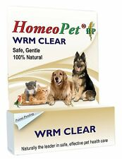 HomeoPet Worm Clear 15ml