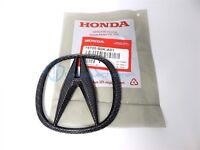 Acura MDX 04-06, RL 03-04, TL 02-06 Carbon Fiber Emblem Front Grille Badge OEM