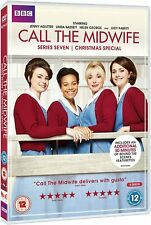 CALL THE MIDWIFE - COMPLETE SERIES 7 + CHRISTMAS SPECIAL (DVD SET)