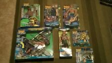 Vintage Max Steel lot of 7 New Sealed Mattel