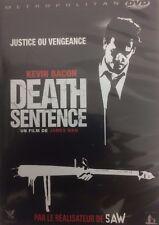 Death Sentence dvd