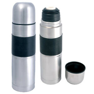 Thermos in acciaio inossidabile con tazza per bevande calde o fredde
