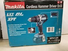 Makita XPH12R 18-Volt 2.0 Ah LXT Lithium-Ion Cordless Hammer Driver-Drill Kit