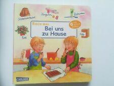 Riech mal: Bei uns zu Hause,  Pappbilderbuch mit Düften ab 2,  Carlsen Verlag