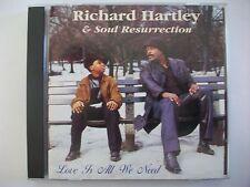 Richard Hartlet & Soul Resurrection - Love Is All We Need (2003) 0016351575029