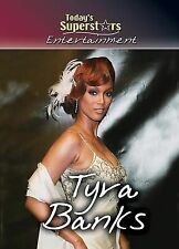 Tyra Banks (Today's Superstars (Library)) by Mitchell, Susan K