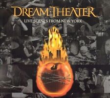 Live Scenes from New York by Dream Theater (CD, 2001, 3 Discs, Wea) NR!