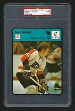 PSA 9 BOBBY CLARKE Penalty Killing Sportscaster Hockey Card #31-03