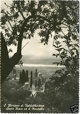 S. FLORIANO DI VALDOBBIADENE - PIAVE (TREVISO) 1955