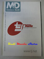Rivista M&D MUSICA E DISCHI 633/2000 Luciano Ligabue Nek Gianluca Grignani No cd