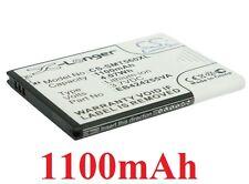 Batteria 1100mAh tipo AB463851BA EB424255VA Per Samsung GT-C5530