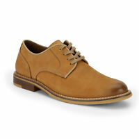 Dockers Mens Marvin Genuine Leather Business Casual Lace-up Oxford Shoe