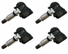 (4) 42753-TP6-A821-M1 OEM Honda TPMS Tire Pressure Sensor & Service Kit