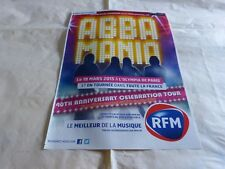 ABBA MANIA - Publicité de magazine / Advert !!! MARS 2005 !!!
