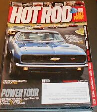 HOT ROD MAGAZINE Nov 2013- Counterfeit speed parts, World's largest Road Trip...