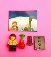NEW LEGO Harry Potter Minifigures Series Neville Longbottom Mini Figures Pot