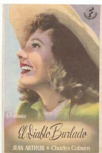 Image / programme—Film «El diablo burlado» (1941)—Sam Wood—Espagne—1944