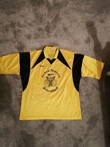 eintracht behrenhoff Vintage German Football Shirt Large