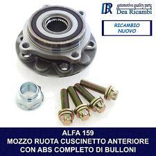 Mozzo Cuscinetto Ruota Anteriore ALFA ROMEO 159 BERLINA SPORTWAGON 05-11 AMAR009