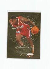 Fleer Philadelphia 76ers NBA Basketball Trading Cards