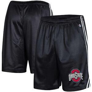 Ohio State Buckeyes Champion Team Lacrosse Shorts - Black
