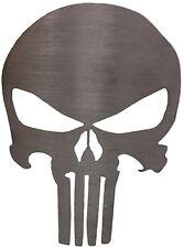 P Skull Branding Iron / Wall Decoration, Wood Decoration