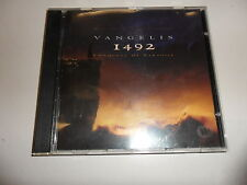 Cd    Vangelis  1492 – Conquest Of Paradise (Music From The Original Soundtrack
