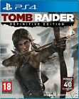 Tomb Raider PS4 Definitive Edition - Sony Playstation 4 Game BRAND NEW SEALED UK