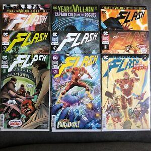 The Flash #81 - 88, Annual 3 (set of 9 comics) DC 2019