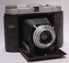 Solida Jr Frankie Frankar 75mm 120 Film Camera Shutter not Firing - VINTAGE D97