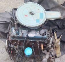 Nissan/Datsun J15 1,5cc BARE ENGINE BLOCK. AUTO REBUILT PART.