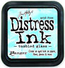 Tim Holtz Distress Ink Pad Tumbled Glass Acid Free Dye Ink by Ranger