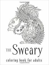 Swear Word Coloring Book: The Sweary Coloring Book for Adults by Sweary Coloring