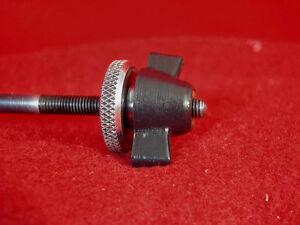 Vintage Simplex Skewer Wingnut Cap Set (2) Straight Lever Quick Release New