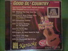 Forever Hits~Family Karaoke~Fh-8757~I've Been Working on the Railroad~Cd+G~New