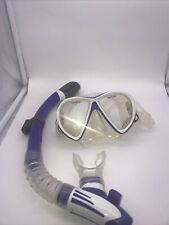 New listing Aqua Lung, snorkel and goggle set