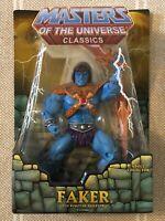Faker MOTUC Masters of the Universe Classics MOTU FIRST RUN