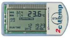 Compact, Multi-Use, LCD Temperature Data Loggers (Sold in Batch of 20 Units)