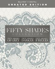 Fifty Shades: 3-movie Collection [New Blu-ray] 3 Pack